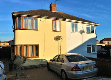 Thumbnail 3 bed semi-detached house to rent in Jonson Close, Hayes