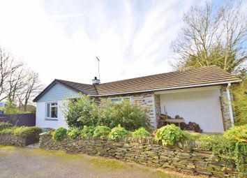 Thumbnail 4 bed bungalow for sale in Warrens Field, Camelford, Cornwall