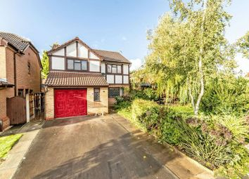 Thumbnail 4 bed detached house for sale in Copperwood Drive, Whiston, Prescot