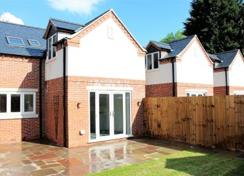 Thumbnail 3 bed end terrace house for sale in Braunston Road, Oakham