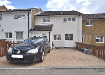 Thumbnail 3 bed terraced house for sale in Ferrier Road, Chells, Stevenage, Herts