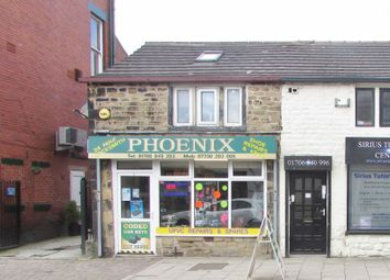 Thumbnail Retail premises for sale in 1 Milrow Road, Oldham