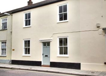 Thumbnail 2 bed terraced house to rent in Silver Street, Axminster