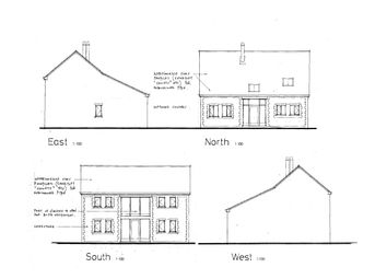 Thumbnail 3 bed barn conversion for sale in Grimston, Kings Lynn, Norfolk