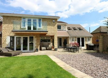 Thumbnail 5 bed detached house for sale in Eastgate, Deeping St James, Market Deeping, Lincolnshire