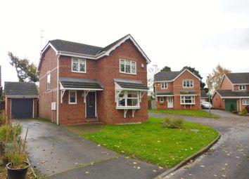 Thumbnail 4 bed detached house for sale in Craven Way, Boroughbridge, York