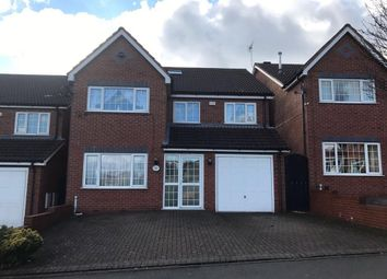 Thumbnail 6 bed property for sale in Devonshire Road, Smethwick