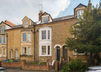 Thumbnail 4 bed terraced house for sale in Walton Crescent, Oxford, Oxfordshire