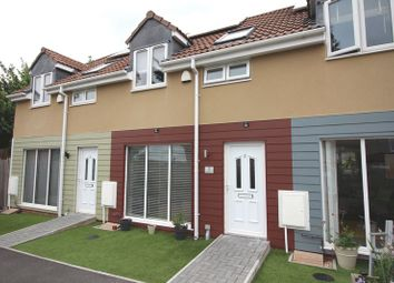 Thumbnail 2 bed terraced house for sale in Kennard Mews, Kingswood, Bristol