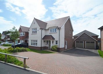 Thumbnail 4 bed detached house for sale in Bovinger Road, Leicester