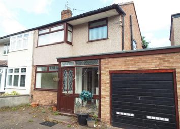 Thumbnail 3 bed semi-detached house for sale in Ronaldsway, Halewood