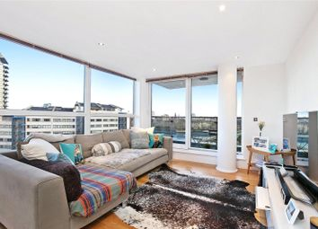Thumbnail 2 bed flat for sale in Harbour Reach, Imperial Wharf, Fulham, London