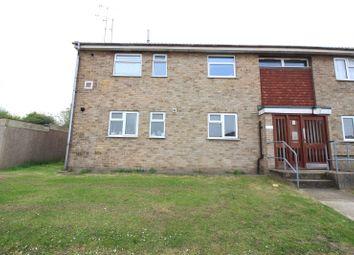 Thumbnail 2 bedroom maisonette for sale in Leonard Avenue, Swanscombe, Kent