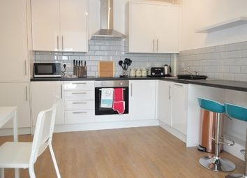 Thumbnail 4 bed town house to rent in Orme Road, Near Keele, Newcastle-Under-Lyme