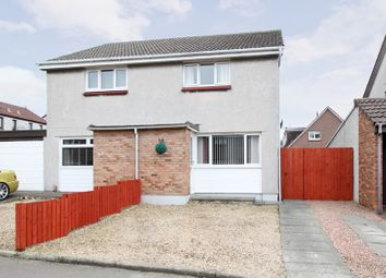 Thumbnail 2 bed semi-detached house for sale in Ralston Drive, Kirkcaldy, Fife