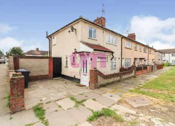 Thumbnail 3 bed end terrace house to rent in Leighton Gardens, Tilbury