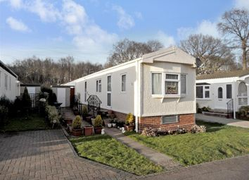 Thumbnail 2 Bed Mobile Park Home For Sale In Bluebell Woods Broad Oak