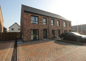 Thumbnail 3 bed terraced house to rent in Capercaillie Drive, Perth