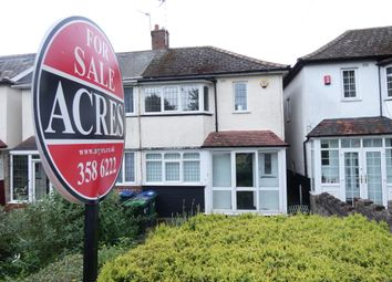 Thumbnail 2 bed semi-detached house for sale in Slaithwaite Road, West Bromwich