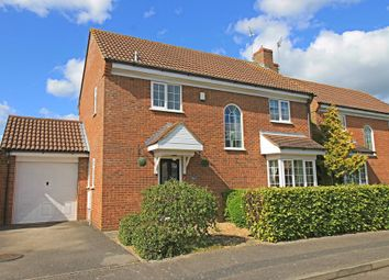 Thumbnail 4 bed detached house for sale in Fishers Way, Godmanchester