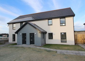 Thumbnail 2 bed semi-detached house for sale in 25B Allan Gardens, Dornoch