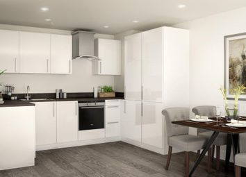 Thumbnail 1 bed flat for sale in Gatehouse Way, Gatehouse Industrial Area, Aylesbury