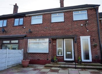 Thumbnail 3 bedroom terraced house for sale in Ainsdale Drive, Preston