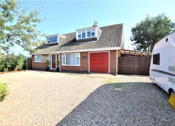 Thumbnail 3 bed detached house for sale in Low Road, Wainfleet St Marys