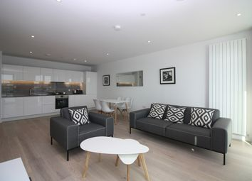 Thumbnail 1 bed flat to rent in Summmerston House, Royal Wharf