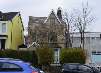 Thumbnail 4 bed end terrace house for sale in Glanmor Road, Swansea