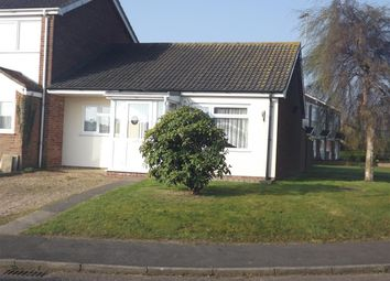 Thumbnail 2 bedroom end terrace house to rent in Rising Way, Martham, Great Yarmouth