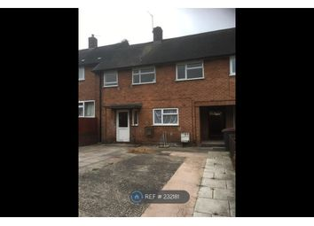 Thumbnail 3 bedroom terraced house to rent in Haybridge Ave, Telford
