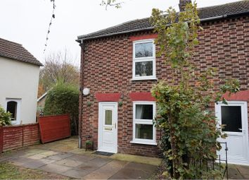 Thumbnail 2 bedroom end terrace house for sale in Victory Lane, Tilney St Andrews, King's Lynn