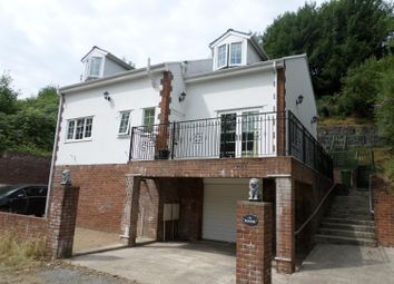 Thumbnail 4 bed detached house for sale in Moira Terrace, Ogmore Vale, Bridgend