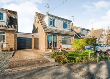 Thumbnail 3 bed link-detached house for sale in Hawthorn Road, Folksworth, Peterborough