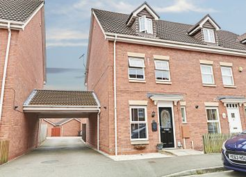 Thumbnail 3 bed end terrace house for sale in Woodheys Park, Kingswood, Hull