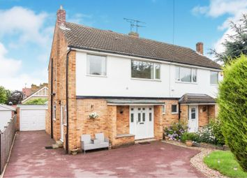 Thumbnail 3 bed semi-detached house for sale in Perth Mount, Leeds