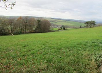 Thumbnail Land for sale in Buckfastleigh