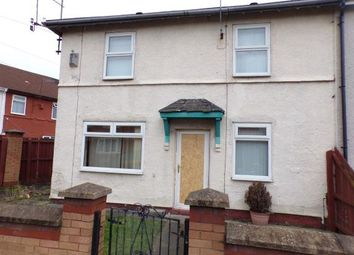 Thumbnail 3 bed end terrace house for sale in Menai Road, Bootle, Liverpool, Merseyside