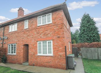 Thumbnail 3 bed semi-detached house for sale in Rowan Avenue, York