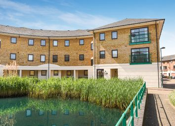 Thumbnail 2 bed flat for sale in Plover Way, London