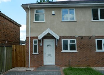 Thumbnail 3 bed end terrace house for sale in Villiers Avenue, Bilston