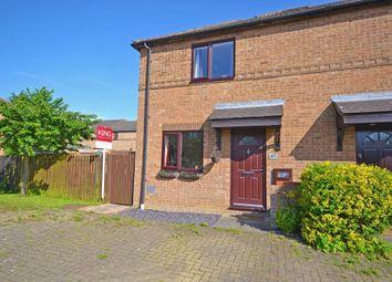Thumbnail 1 bed terraced house to rent in Rillington Gardens, Emerson Valley, Milton Keynes, Buckinghamshire