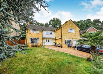 5 bed detached house for sale in Highbury Crescent, Camberley GU15