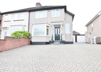 Thumbnail 4 bed semi-detached house for sale in Churchdale Road, Frecheville, Sheffield