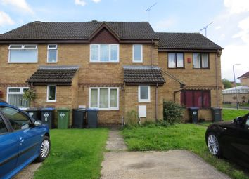 Thumbnail 2 bed terraced house for sale in Armstrong Close, Rugby
