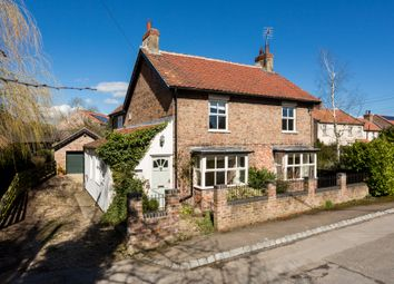 Thumbnail 4 bed detached house for sale in Braviners Row, Main Street, Alne, York