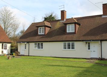 Thumbnail 2 bed end terrace house to rent in Oxford Road, Sutton Scotney