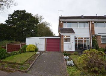 Thumbnail End terrace house for sale in Vale Close, Birmingham