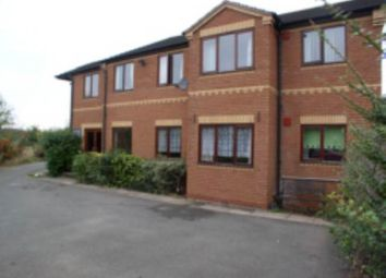 Thumbnail 2 bed flat to rent in Cedar Court, Wilnecote, Tamworth